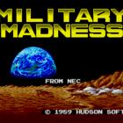 Military Madness (U) / Nectaris (J)