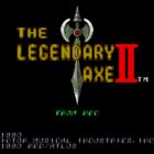 The Legendary Axe II (U) / Ankoku Densetsu (J)